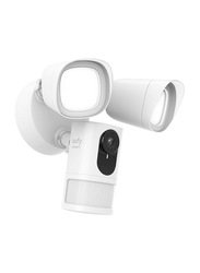 Eufy Smart Camera with Floodlight, White