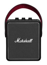 Marshall Stockwell II Splash Resistant Portable Bluetooth Speaker, Black