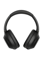 Sony WH-1000XM4 Wireless On-Ear Noise Canceling Headphones, Black