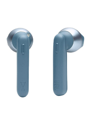 JBL Tune T220TWS Wireless In-Ear Earbuds, Blue