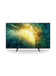 Sony 49-inch X75H 4K Ultra HD LED Android TV, KD49X7500H, Black
