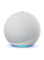 Amazon Echo (4th Generation) Smart Speaker with Alexa, Glacier White