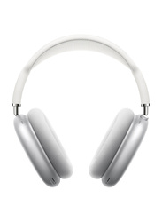 Apple AirPods Max Wireless On-Ear Noise Cancelling Headphones, Silver