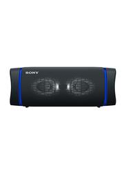 Sony SRS-XB33 Extra Bass Portable Bluetooth Speaker, Black