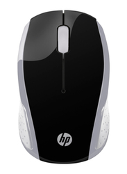 HP 200 Wireless Optical Standard Shape Mouse, Black