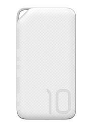 Huawei 10000mAh HUW-PP10000-AP008Q Fast Charging Power Bank, White