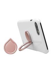 Elago Mobile Phone Ring Holder Stand, Rose Gold