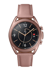 Samsung Galaxy Watch 3 - 41mm Smartwatch, GPS and Bluetooth, Mystic Gold