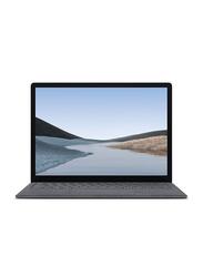 "Microsoft Surface 3 Laptop, 15"" PixelSense Touch Display, AMD Ryzen 5 2500U 2.1 GHz, 256GB SSD, 8GB RAM, AMD Radeon Vega 9 Graphics, English Keyboard, Windows 10, VGZ-00013, Platinum"
