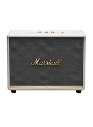 Marshall Woburn II Portable Bluetooth Speaker System, White