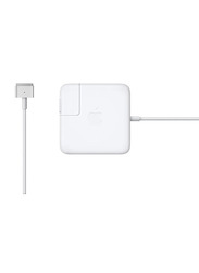 Apple MagSafe 2 Power Adapter for MacBook Air, 45W, White