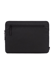 Incase 13-inch Compact Sleeve in Flight Nylon for MacBook Pro, Black