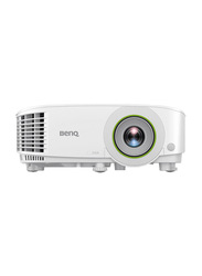 BenQ EX600 DLP Wireless Portable Meeting Room Projector, 3600 Lumens, White