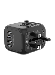X.cell Travel Wall Charger, ITC110, Black