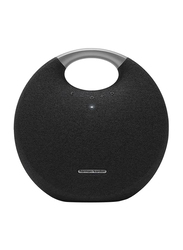 Harman Kardon Onyx Studio 5 Portable Bluetooth Speaker, Black