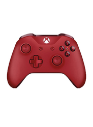 Microsoft WL3-00020 Wireless Controller Special Edition for Xbox One, Red