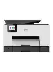 HP OfficeJet Pro 9023 1MR70B All-in-One Printer, White/Black