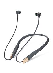 Aukey Wireless In-Ear Neckband Earbuds, Black