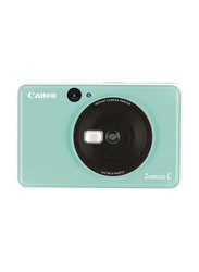 Canon Can Zoemini C Photo Printer, Mint Green