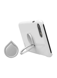 Elago Mobile Phone Ring Holder Stand, Silver
