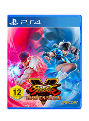 Street Fighter V Champion Edition for PlayStation 4 (PS4) by Capcom