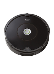 iRobot Roomba Cordless Robotic Vacuum Cleaner, 606 EU, Black
