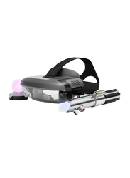 Lenovo Star Wars Jedi Challenges Augmented Reality AR Headset for PlayStation PS4/ PS3 and PC, Black