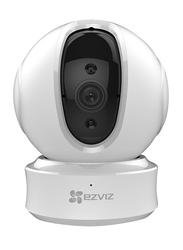 Ezviz C6CN Internet PT Indoor Security Camera, 360 Pan/Tilt, Full HD, White