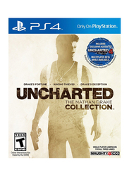 Uncharted The Nathan Drake Collection for PlayStation 4 (PS4) by Naughty Dog