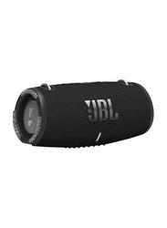 JBL Xtreme 3 IP67 Waterproof Portable Bluetooth Speaker, Black