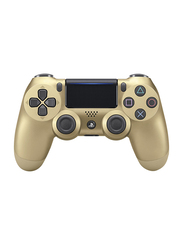 Sony Dualshock 4 V2 Wireless Controller for PlayStation PS4, Gold