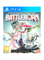 Battleborn for PlayStation 4 (PS4) by 2K