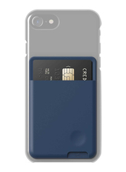Elago Apple iPhone 7/7 Plus Mobile Phone Card Pocket, Jean Indigo