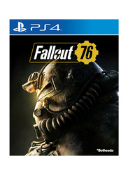 Fallout 76 for PlayStation 4 (PS4) by Bethesda Game Studios