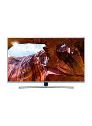 Samsung 55-Inch Series 7 RU7400 4K Ultra HD LED Smart TV (2019), UA55RU7400KXZN, Dynamic Crystal