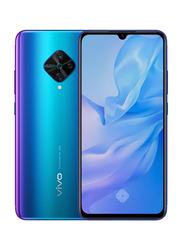 Vivo S1 Pro 128GB Nebula Blue, 8GB RAM, 4G LTE, Dual SIM Smartphone
