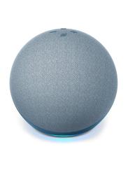 Amazon Echo (4th Generation) Smart Speaker with Alexa, Twilight Blue