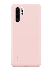 Huawei Back Case Cover for Huawei P30 Pro Mobile Phone, Pink