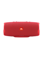 JBL Charge 4 Water Resistant Portable Bluetooth Speaker, Red