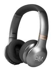 JBL Everest 310 Wireless On-Ear Headphones, Gun Metal