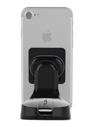 Kenu Airbase Magnetic Car Mount for Android/iPhone, Black