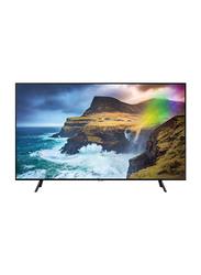Samsung 55-Inch Class Q70R 4K Ultra HD QLED Smart TV (2019), QA55Q70RAKXZN, Black