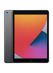Apple iPad 8th Gen 2020 32GB Space Gray 10.2 inch Tablet, Without FaceTime, 4GB RAM, Wi-Fi Only