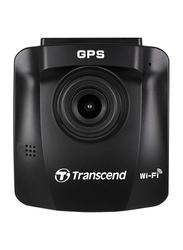 Transcend DrivePro 230 Dash Camera, 1080p, 32 GB, Black