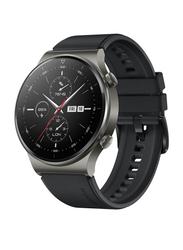 Huawei GT 2 Pro 46mm Smartwatch, Black
