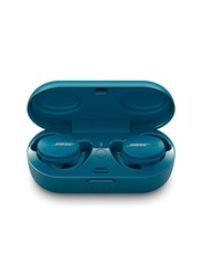 Bose Sport Bluetooth In-Ear Noise Cancelling Earbuds, Baltic Blue