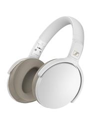 Sennheiser HD 350BT Wireless Bluetooth 5.0 Over-Ear Headphones, White