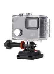 AEE S91B Lyfe Silver WiFi Action Camera, 8MP, 4K, 4x Digital Zoom, Silver