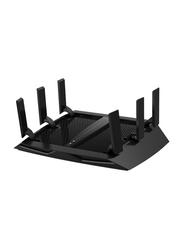Netgear Nighthawk Tri-Band Wi-Fi Router AC3200, Black