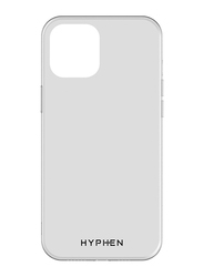 Hyphen Apple iPhone 12 6.7-inch Soft Mobile Phone Case Cover, Clear